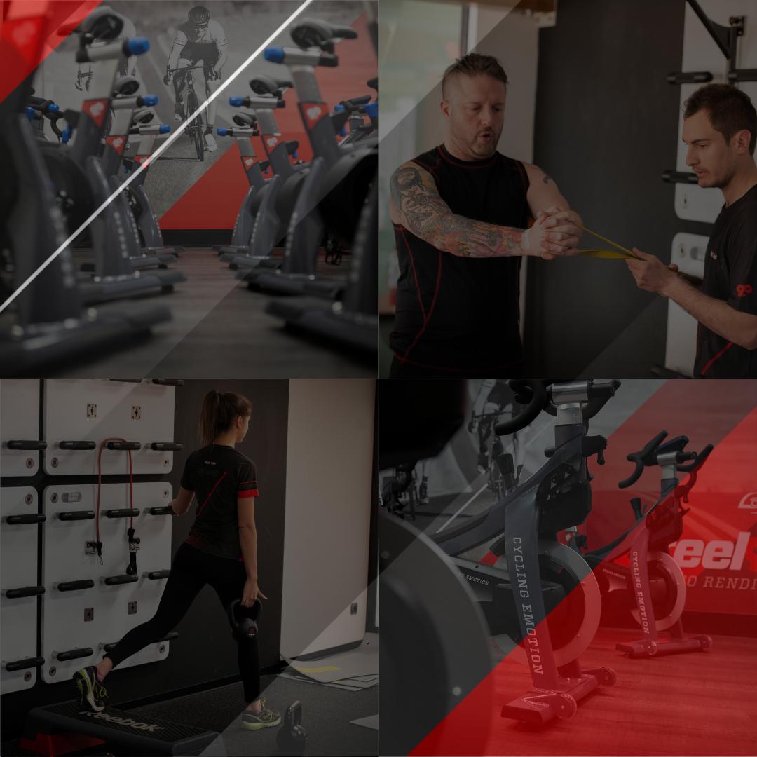 Ciclo Indoor + Entrenamiento de Fuerza